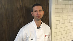 Chef Mark Sobczak